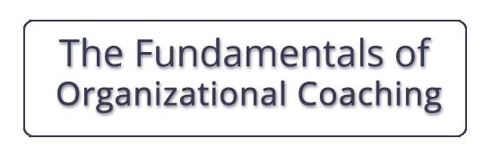 Fundamentals of Organizational Coaching Login